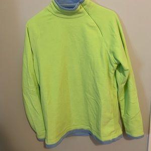 Tops - Fleece sweatshirt